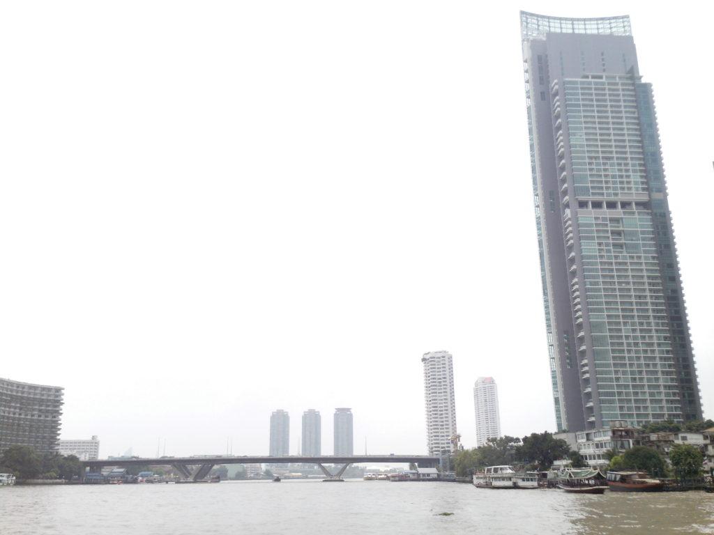 Krung Thonburi Bridge, Bangkok