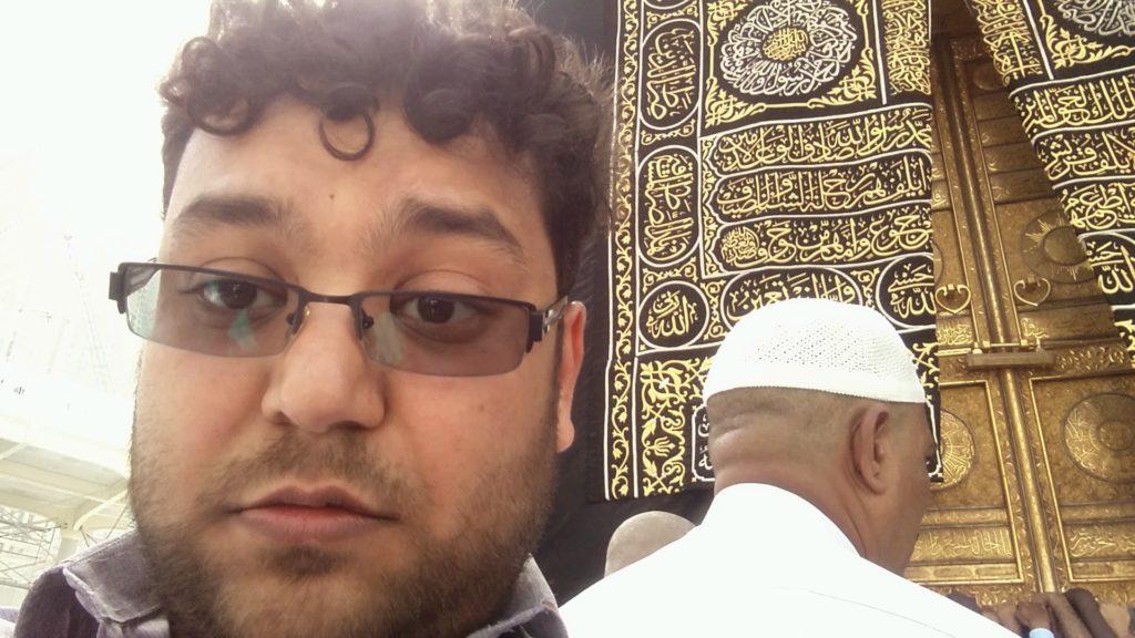 Kaaba selfie