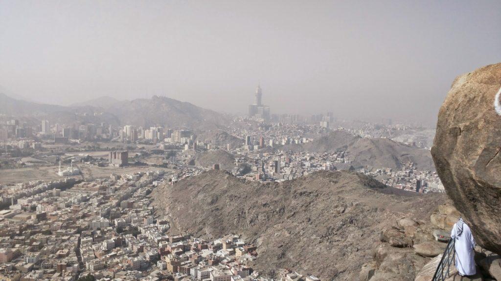 Jabal an-Nur.