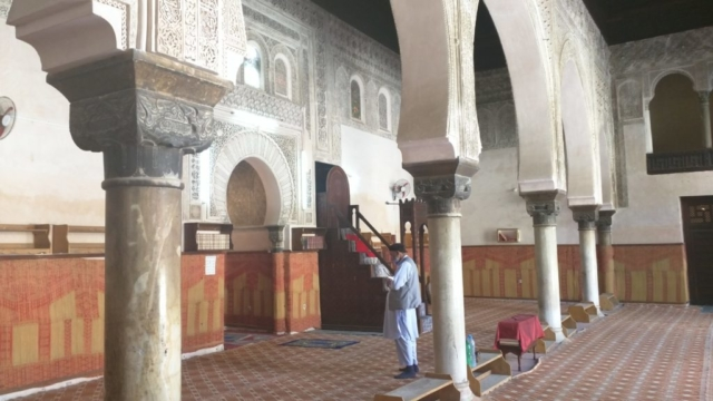 Bou Inania Masjid.