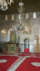 Inside the Shrine of Moulay Idriss II
