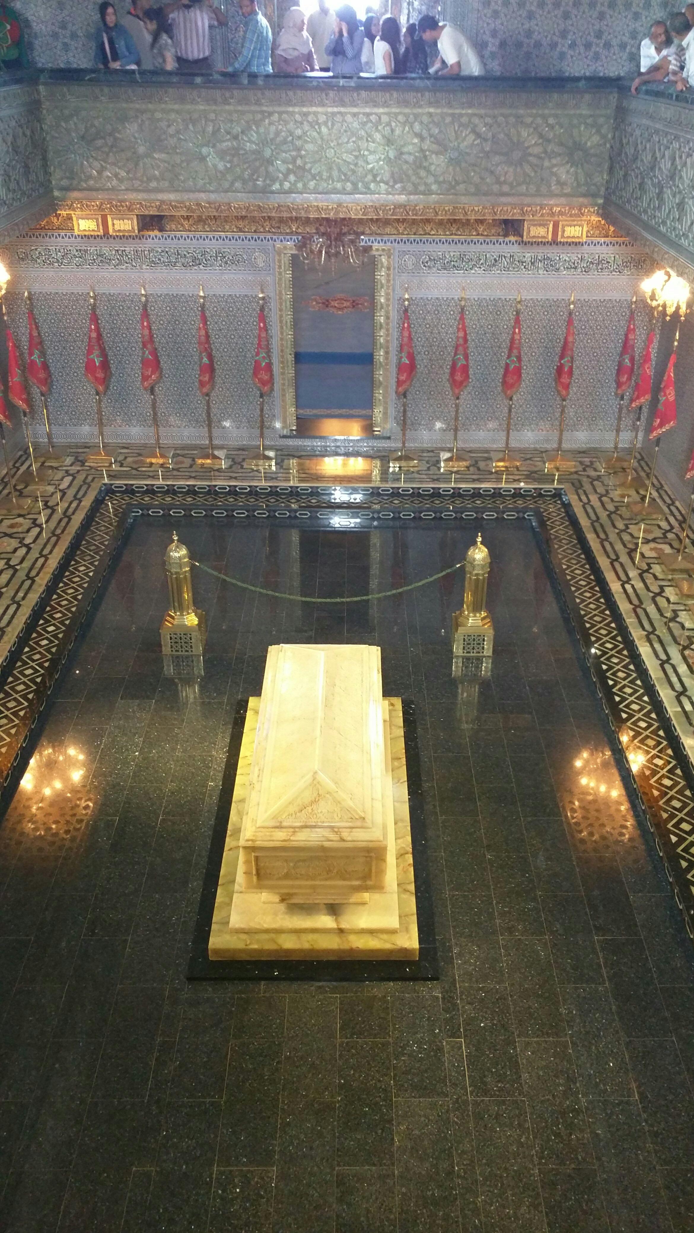 Mausoleum of Mohammed V, Rabat