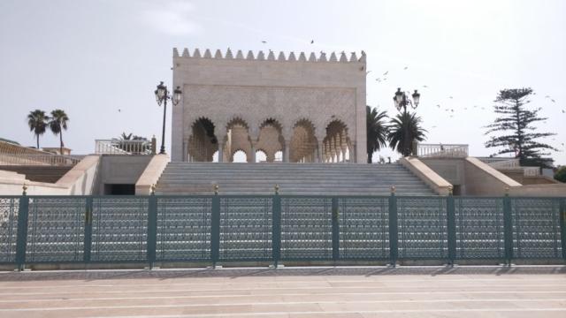 Outside Masjid Hassan