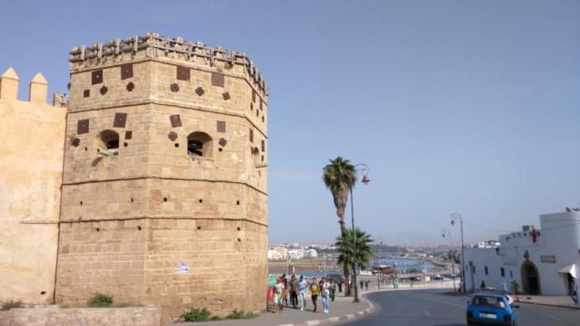 Place des Oudayas