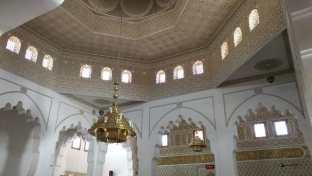 Main masjid in Ouarzazate