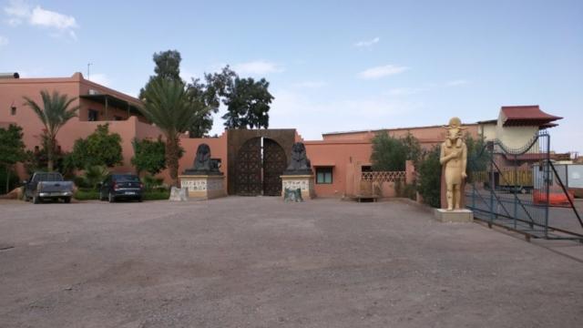 Entrance to Atlas Studios