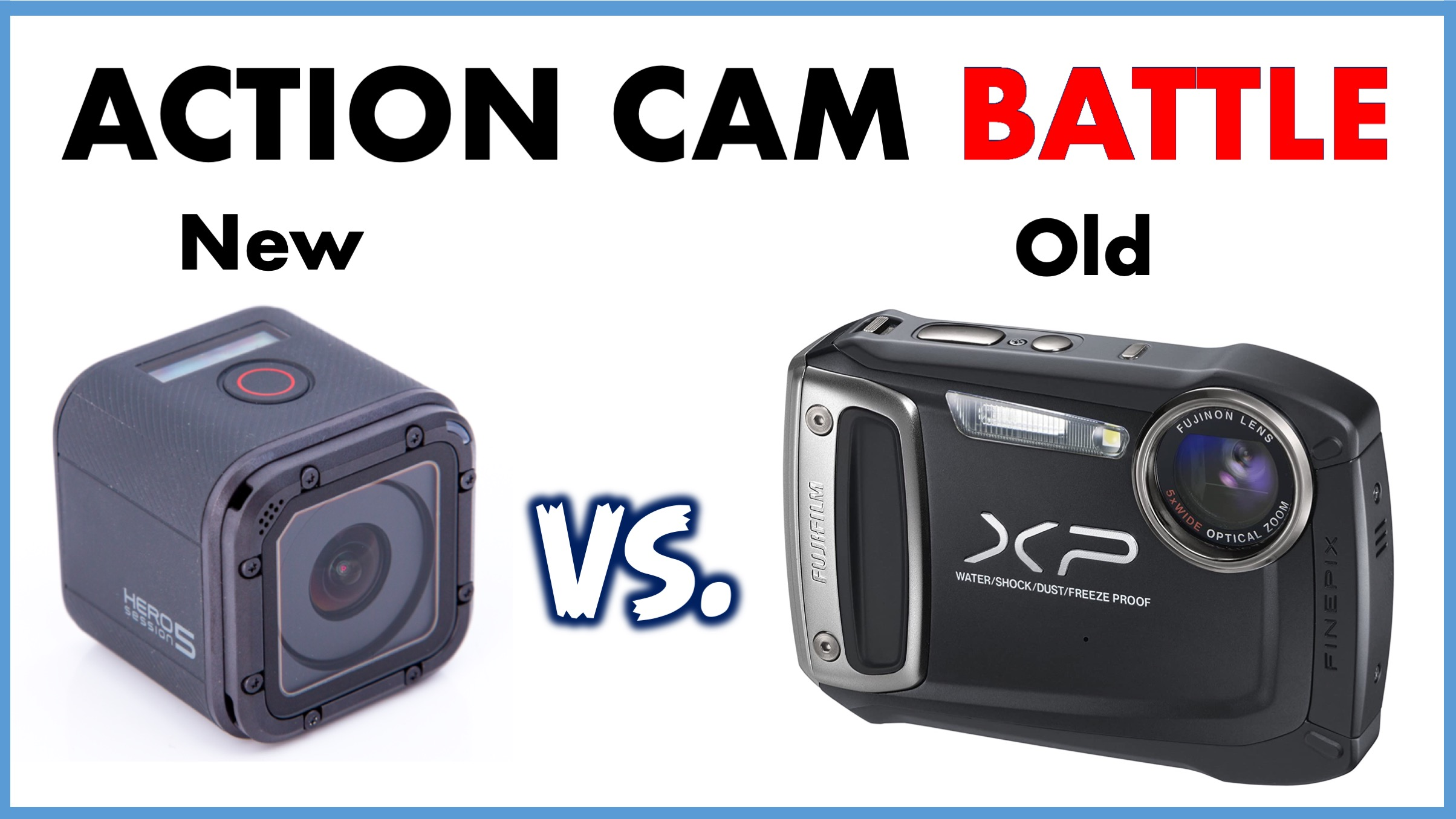 Action Camera Battle