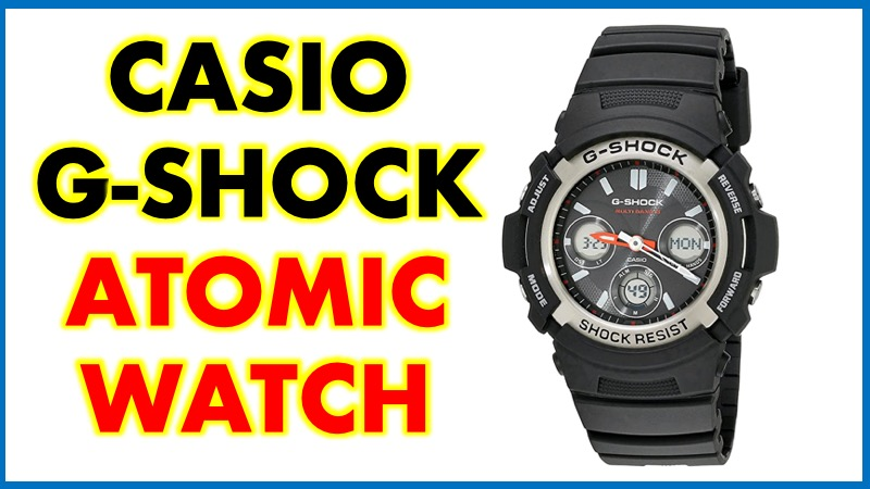 Casio Atomic vs Huawei Watch 2