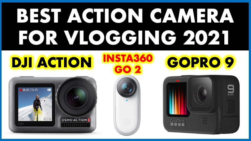 DJI Action vs. GoPro 9 vs. Insta360 Go 2