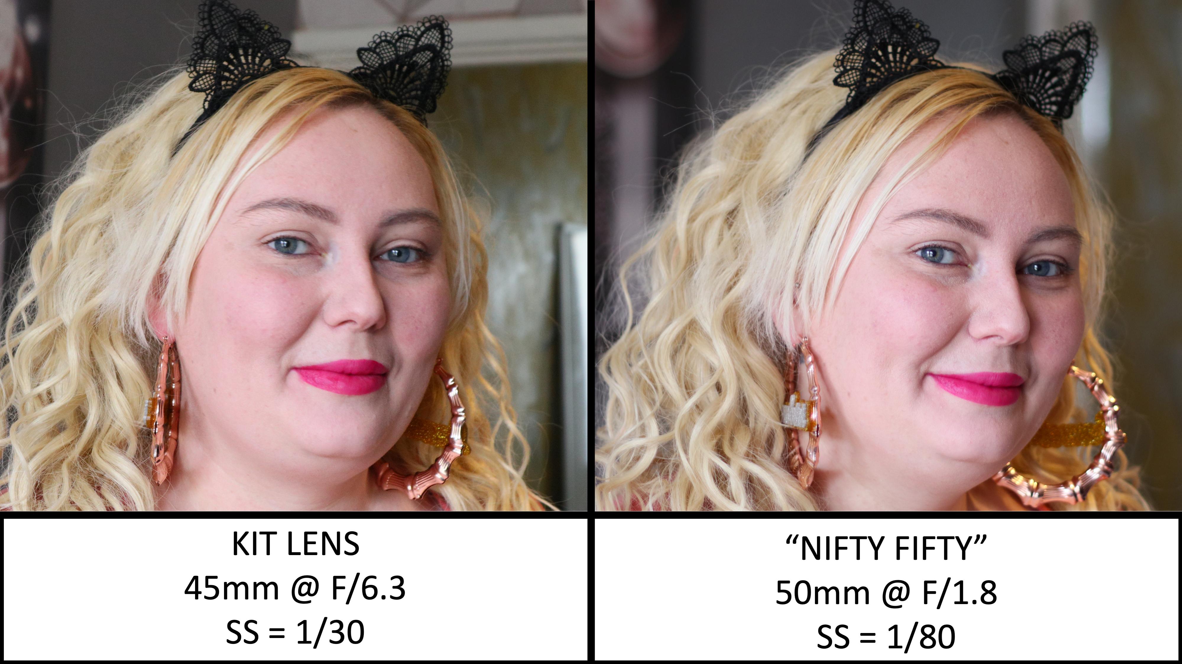Portrait Lens comparison