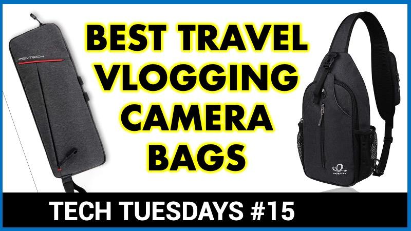 Best travel vlogging camera bags